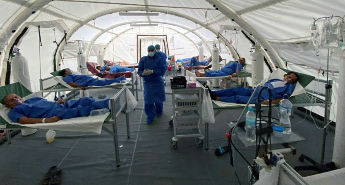 COVID-19 deaths in US are 57% higher than official reports, study suggests
