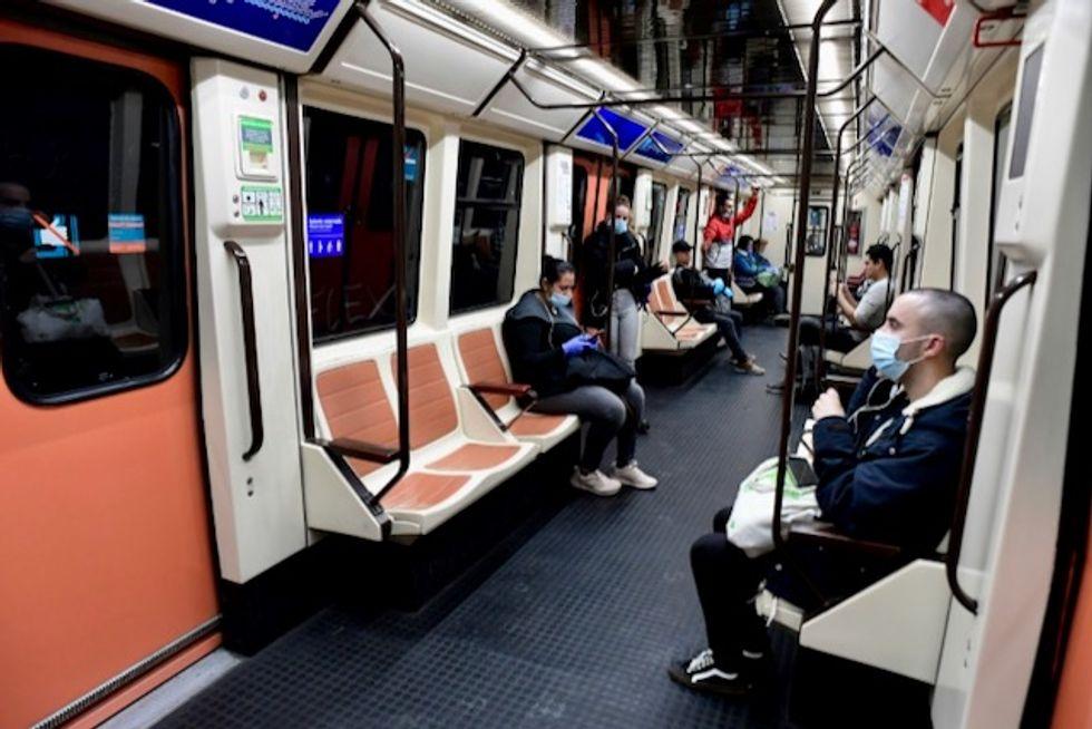 New York making plans for socially-distant subway when coronavirus lockdown relaxes