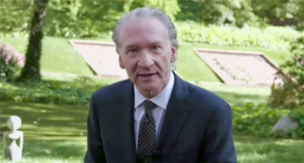 Bill Maher lectures the media to 'calm down and start treating us like adults' when it comes to COVID-19
