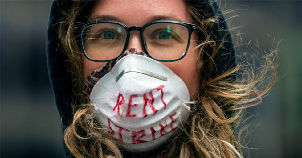 Poll shows majority of Americans support canceling rent and suspending mortgage payments during pandemic