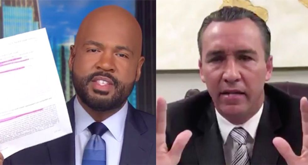 Louisiana pastor grilled by CNN host for asking poor parishioners to hand over their stimulus money in fiery interview