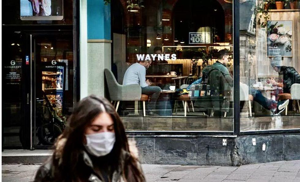 Swedish coronavirus model under fire as deaths rise