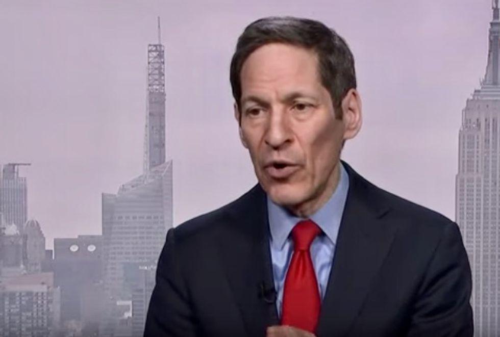 'Box it in': Ex US health chief on how to beat the coronavirus