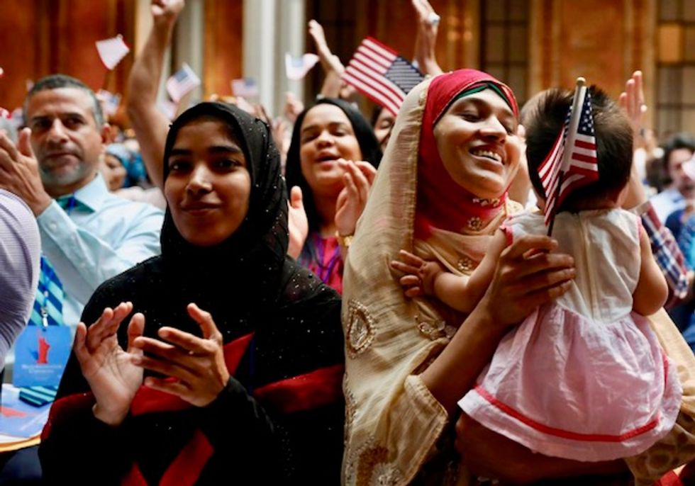 US foreign-born population swells to highest in over a century