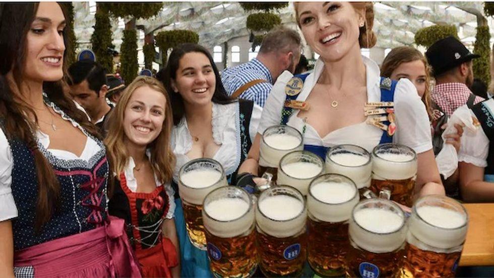 Germany's Oktoberfest scrapped over virus in blow to beer industry