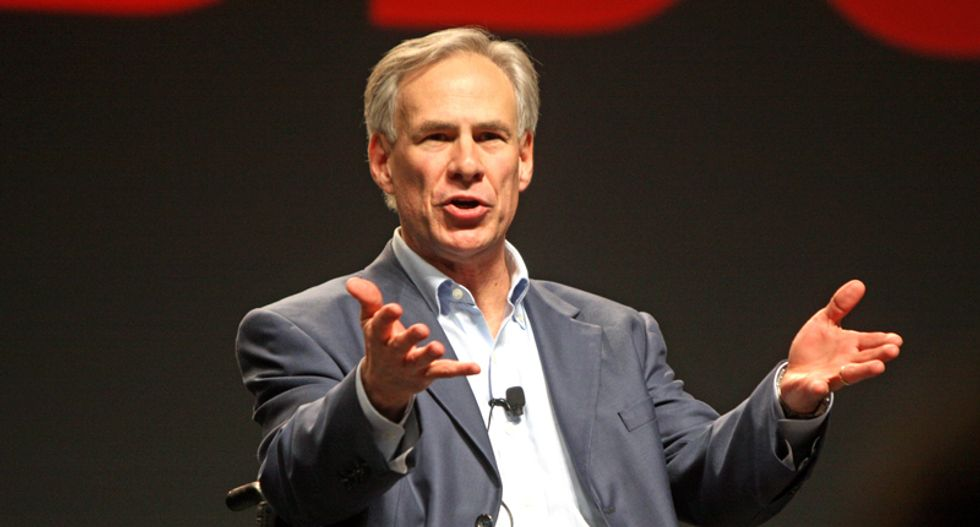 Texas GOP governor's re-opening task force has 27 donors -- who gave him millions: report