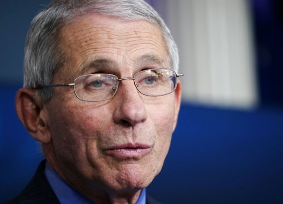 Woman who accused Fauci of sex assault now says Trump supporters paid her to lie