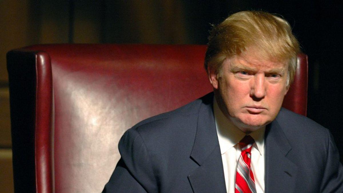 Trump plotting his post-impeachment comeback like a new 'Apprentice' season: Aides