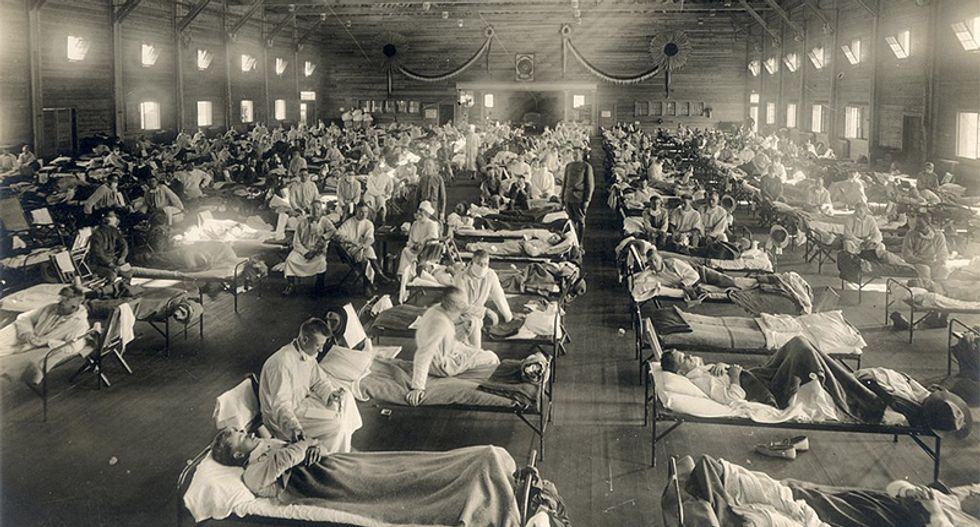 Compare the flu pandemic of 1918 and COVID-19 with caution – the past is not a prediction