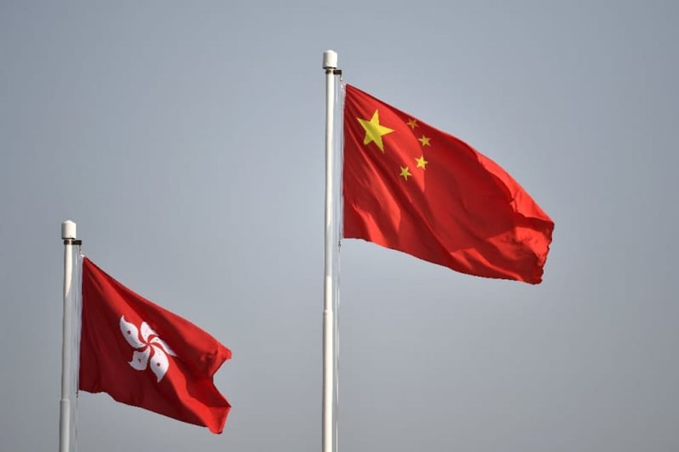 Top China official for Hong Kong security investigated for corruption