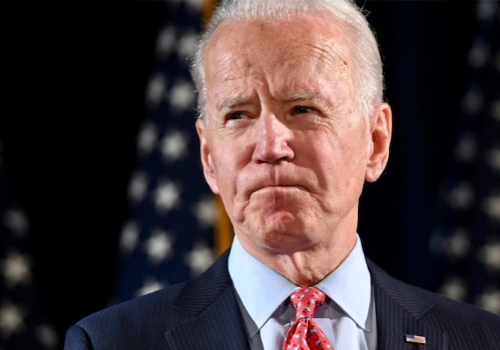 Biden rips Trump's 'absolutely irresponsible' promotion of discredited COVID-19 treatment: 'Come on, man!'