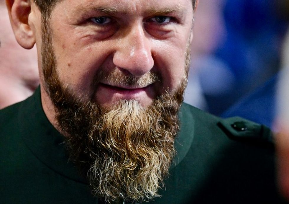 Chechen strongman's strategy against virus -- fear and threats
