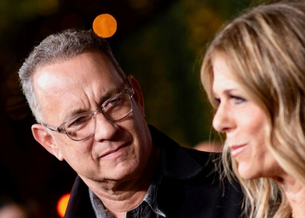 You've got mail: Tom Hanks writes to bullied boy called 'Corona'