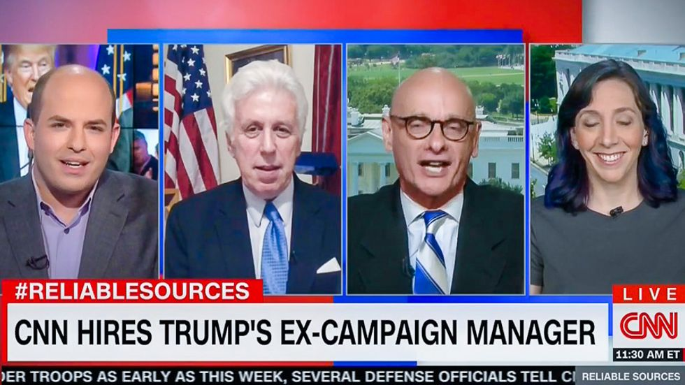 Media critic scorches CNN: Try 'reporting' news without 'paying weasels' to shill for Trump