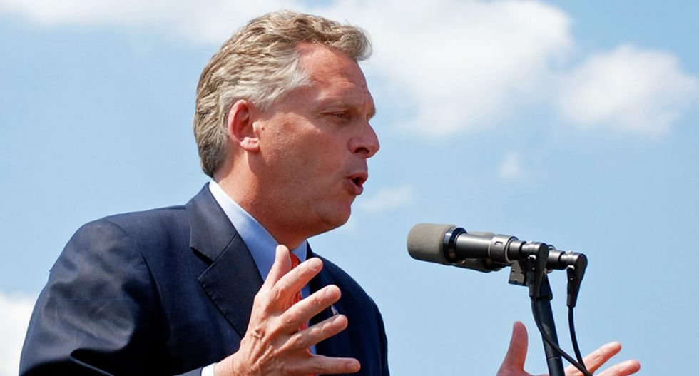 Former DNC Chair Terry McAuliffe considering a political comeback in Virginia: report