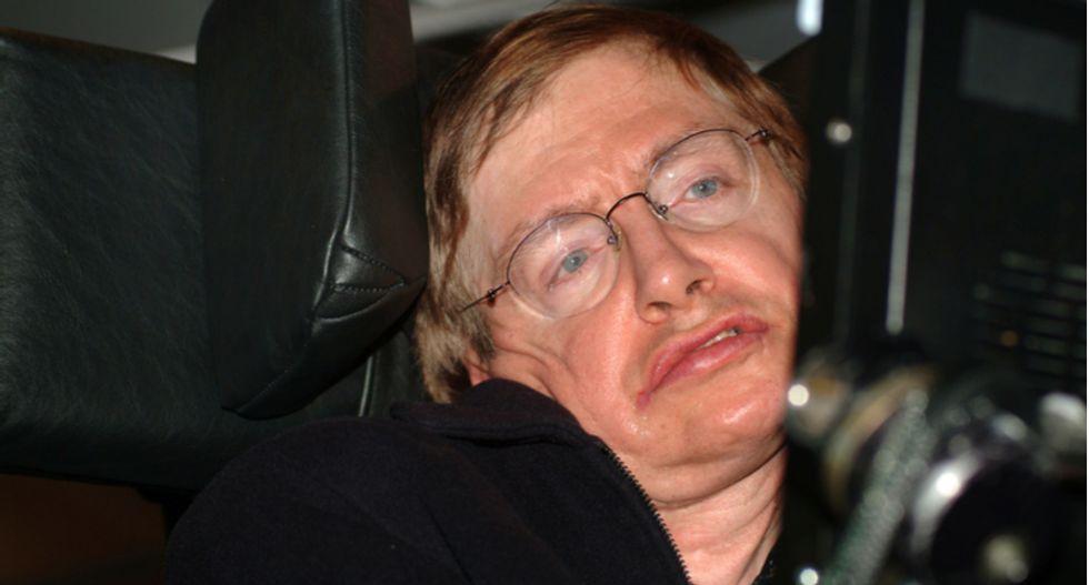 Stephen Hawking's family donates his ventilator to UK hospital treating coronavirus patients