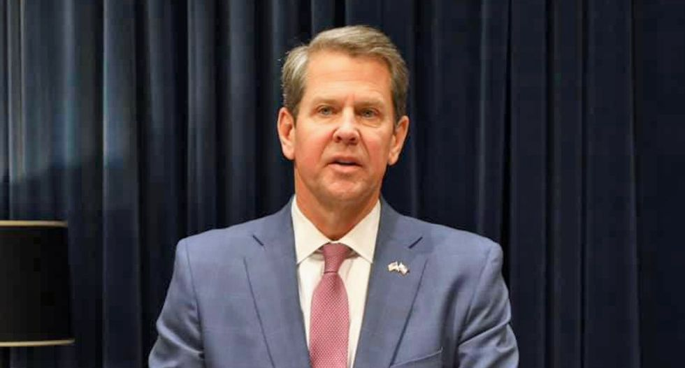 Georgia Republicans turn on Gov. Brian Kemp: He 'will be primaried'