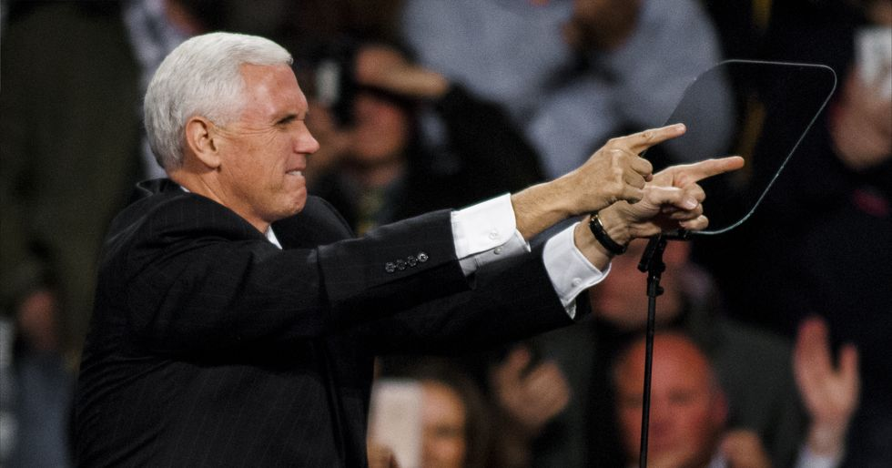 REVEALED: Mike Pence's office pressured Navy to reinstate controversial former Missouri governor