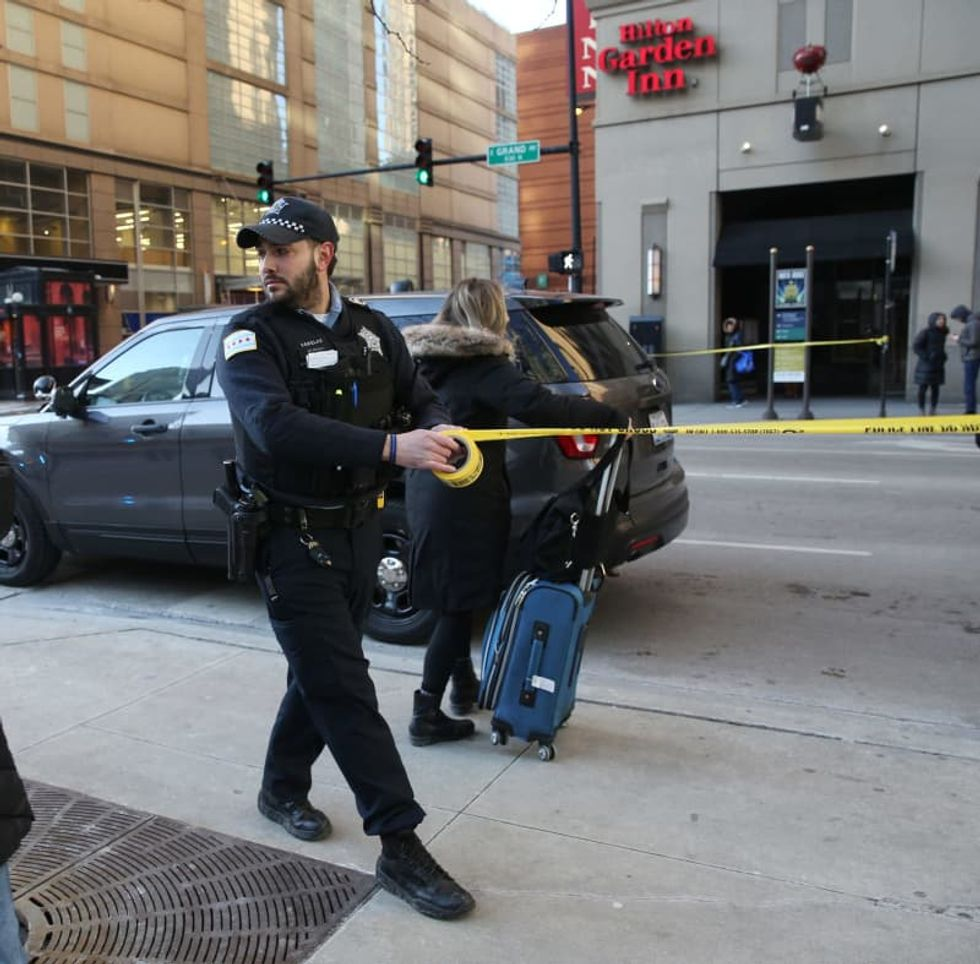 Video shows new details of controversial police shooting at Chicago subway station
