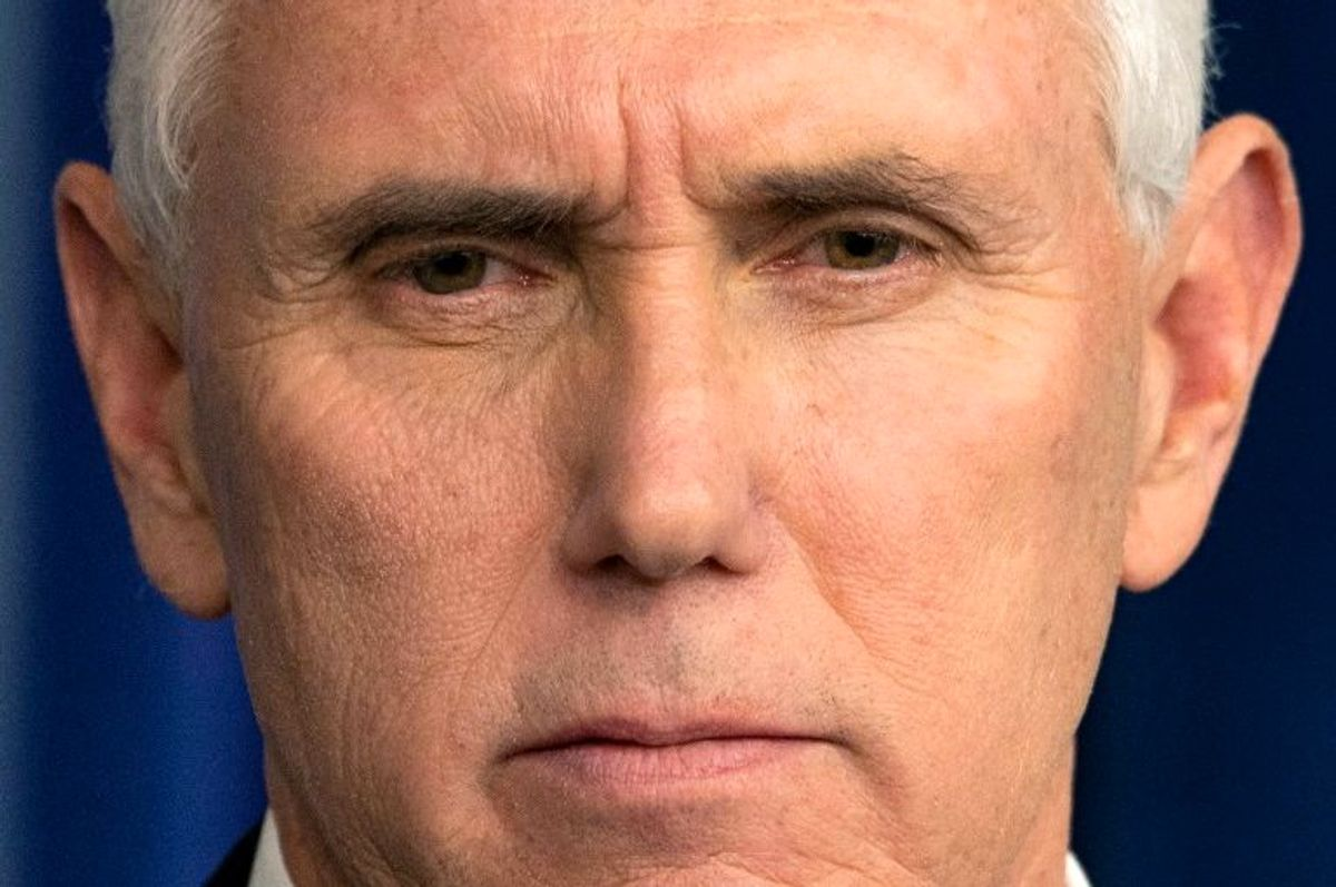 Mike Pence accidentally admits the real reason Republicans hate Democrats so much