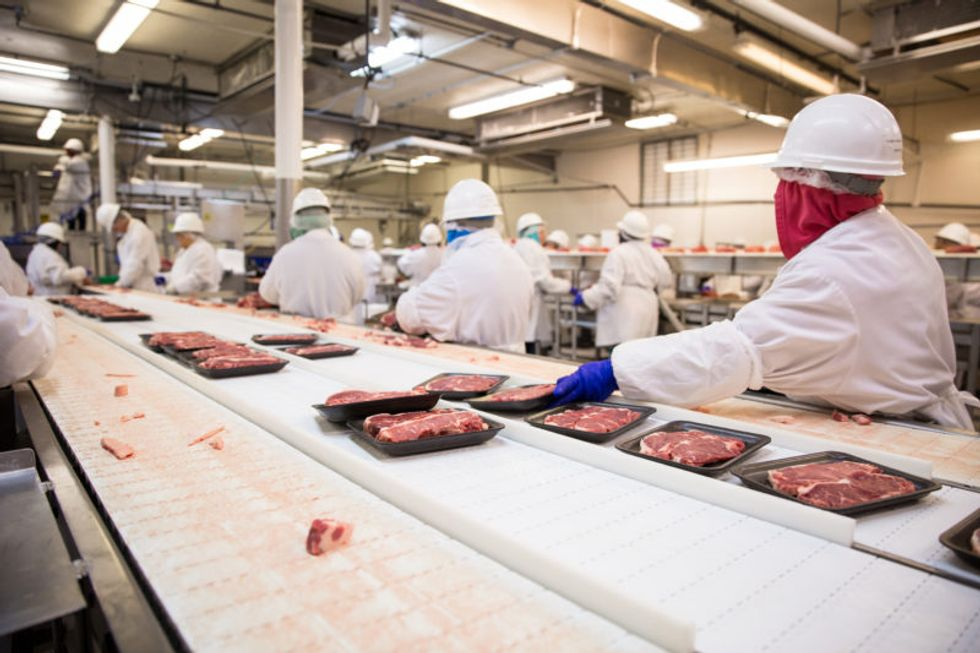 USDA and meatpacking industry collaborated to undermine COVID-19 response, documents show