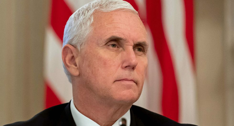 Mike Pence altered a Biblical quote to cut Jesus out of it for RNC speech