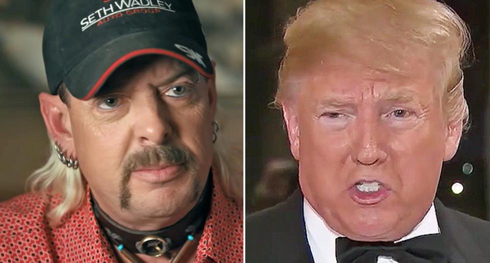 Florida's Matt Gaetz says Trump should self-pardon himself -- and also pardon Joe Exotic