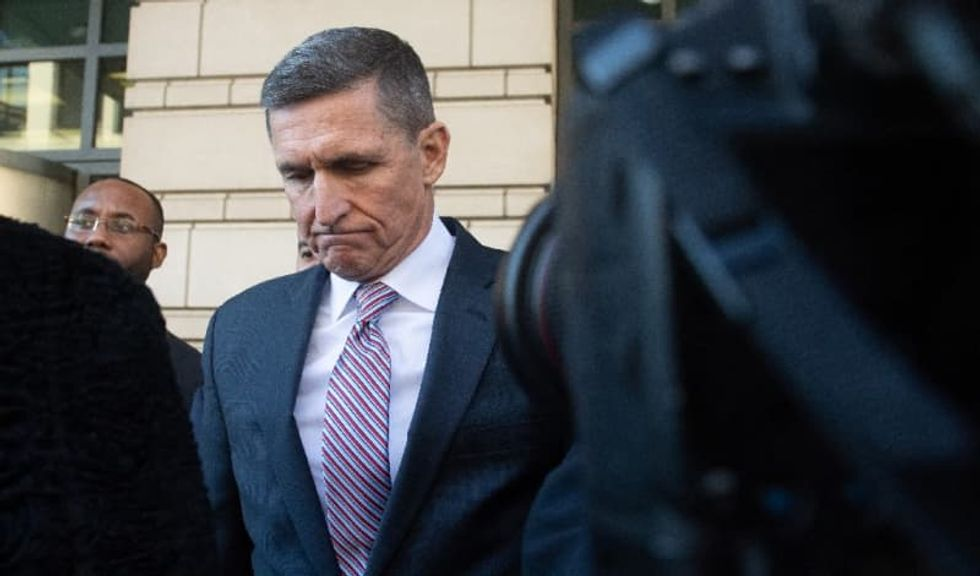 Trump says ex-aide Flynn to be 'exonerated' despite guilty plea