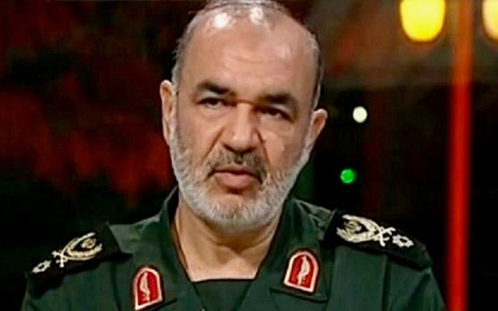Iran Guards chief vows 'decisive response' to US Gulf threat