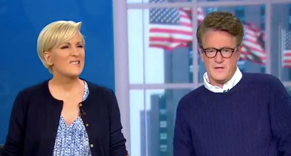 'Morning Joe' can't believe Trump is still taunting GOP rivals: 'The stupidity is breathtaking'
