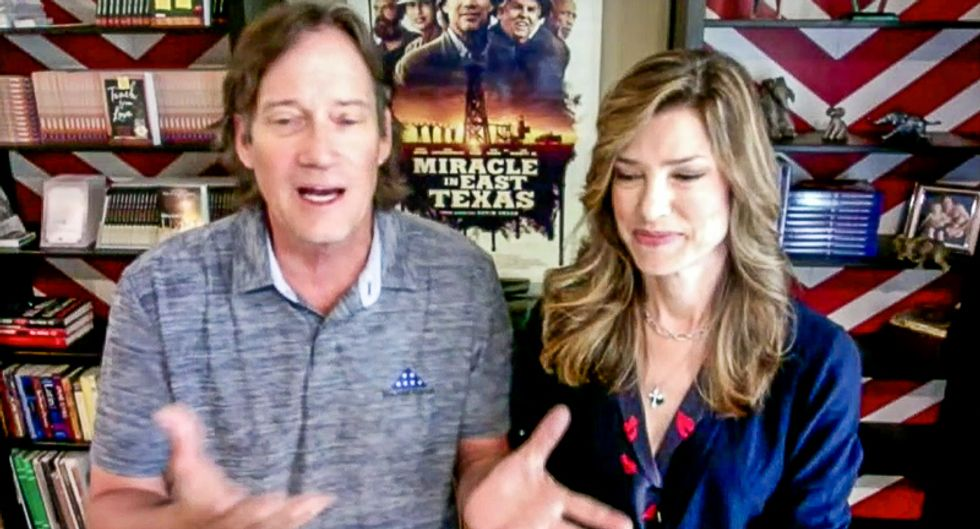Fox News 'clarifies' after actor Kevin Sorbo pushes 'herd immunity' and compares COVID-19 to the flu