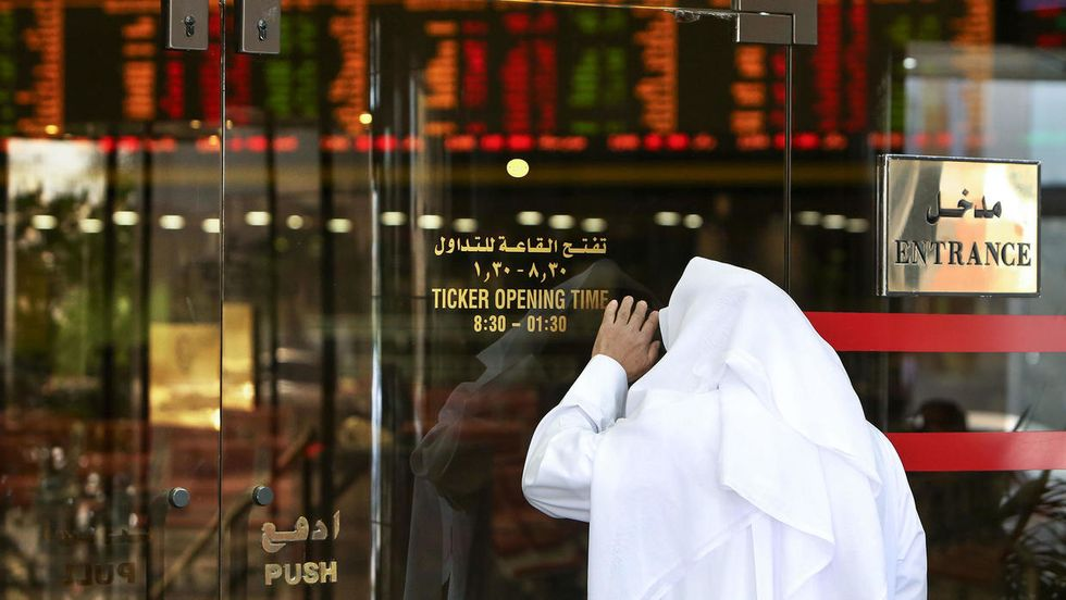 Asian markets lose early puff as virus uncertainty casts a pall