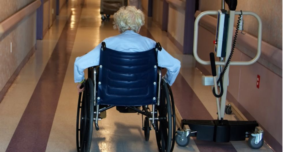 Federal government wants to roll back infection control requirements in nursing homes as coronavirus rages: report