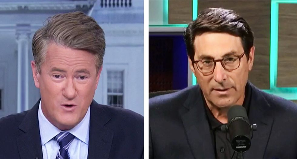 Watch MSNBC's Morning Joe torch Trump attorney Jay Sekulow for requesting a Mueller 'timeout'