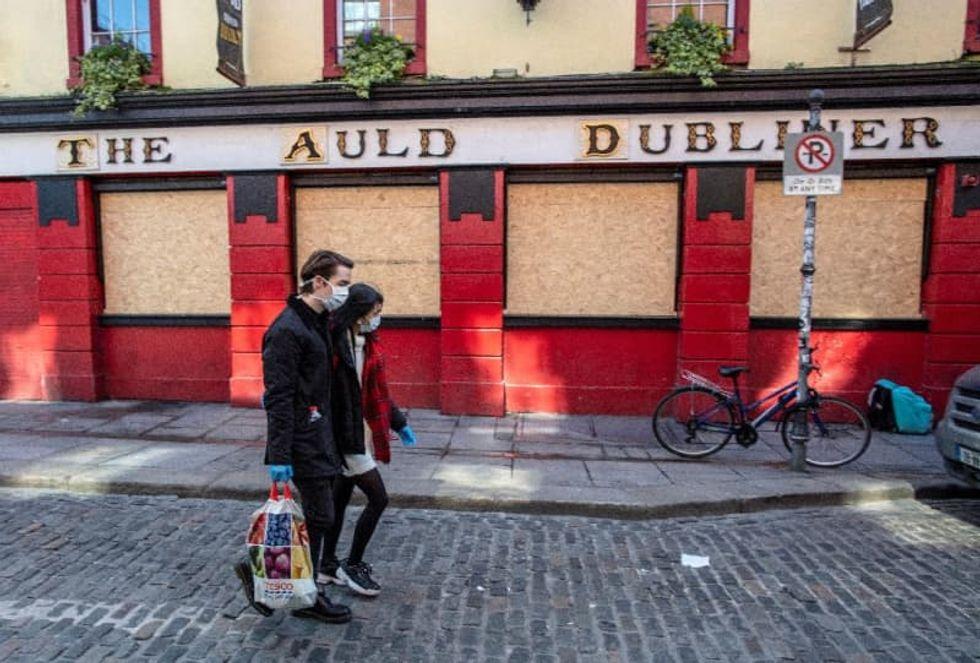 Does virus crisis stoke case for a united Ireland?