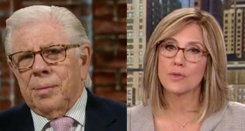Carl Bernstein tells CNN: Kavanaugh and Rosenstein battles show the US is in a Cold Civil War