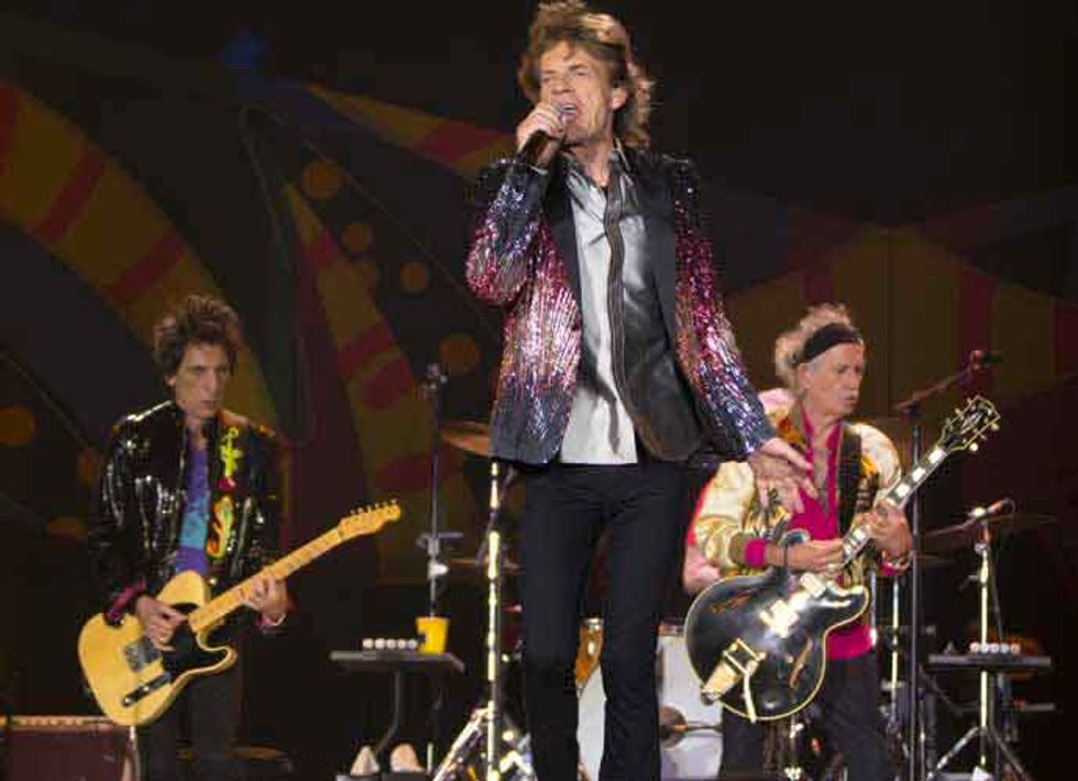 The Rolling Stones offers new concert footage for free during coronavirus lockdown