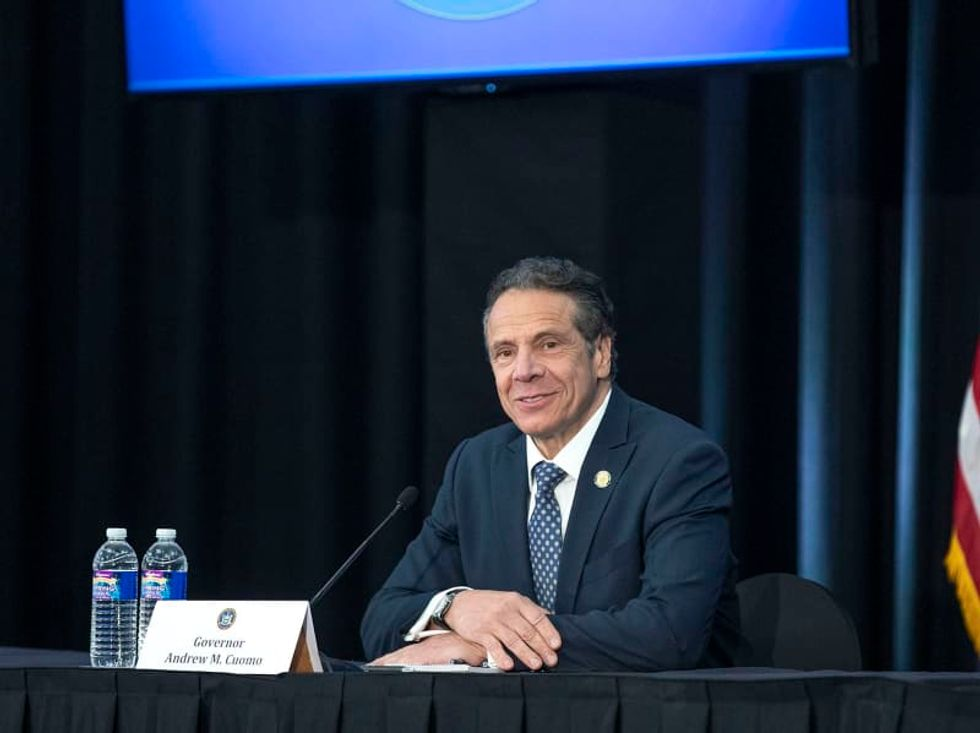 Cuomo offers path to reopening parts of New York as coronavirus death toll dips to 226