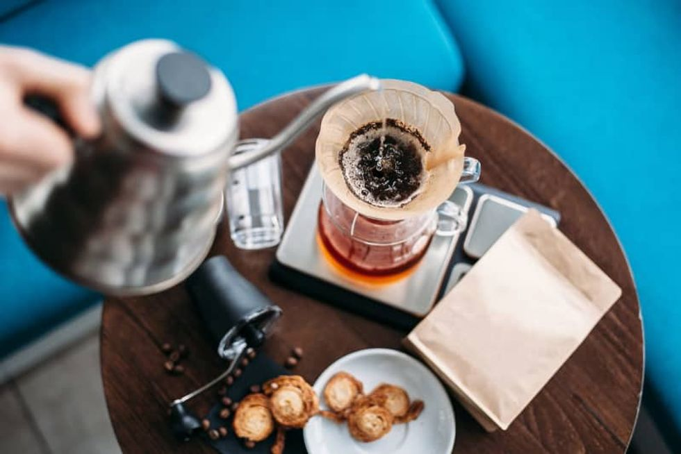 Sorry, French press users -- but study says you should filter your coffee