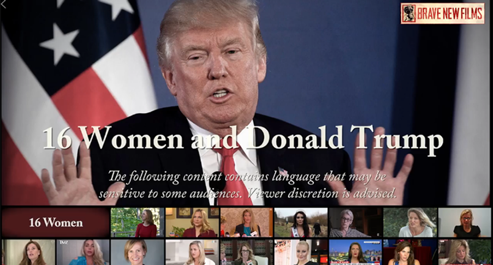 Donald Trump's accusers were silenced when he became president – and it's happening all over again with Brett Kavanaugh