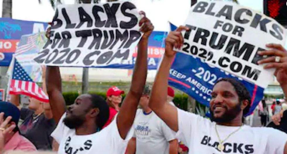BUSTED: Fake Black Trump 'supporters' — with tens of thousands of followers — purged on social media
