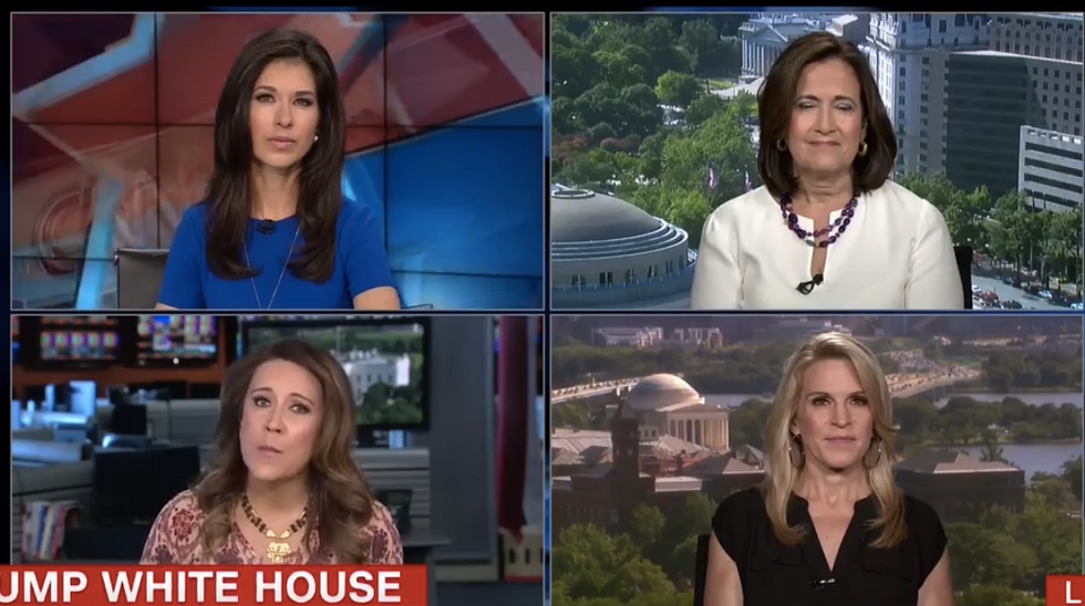 CNN panelist: Women in Trump administration have 'done nothing' to blunt its anti-woman agenda