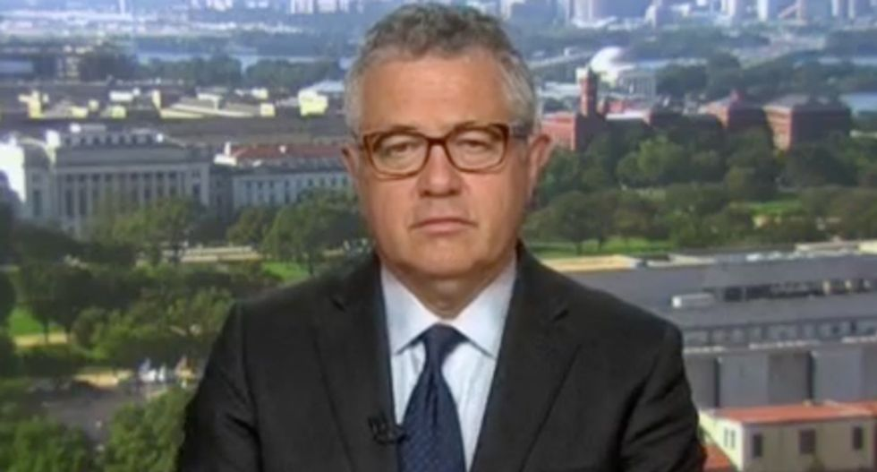 CNN's Jeffrey Toobin unloads on GOP 'cowards' like Jeff Flake -- who bash Trump but always vote for his agenda