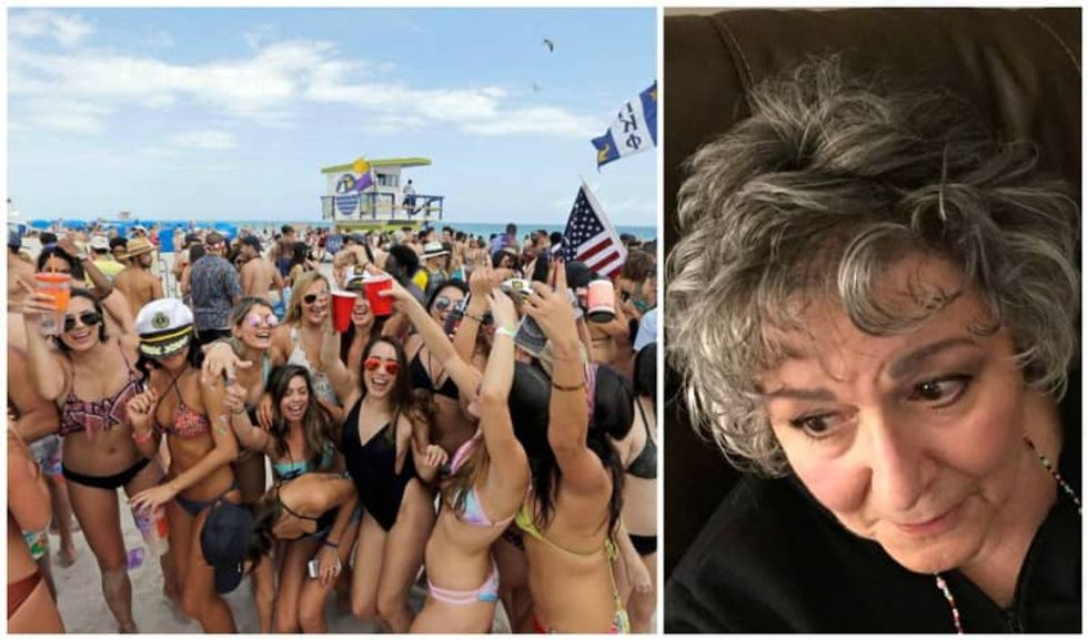 'I hate Florida!' How the coronavirus convinced one snowbird to fly back home