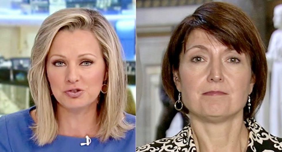 'Mmmhmm': GOP congresswoman awkwardly dodges Fox News question about Trump's bragging at UN