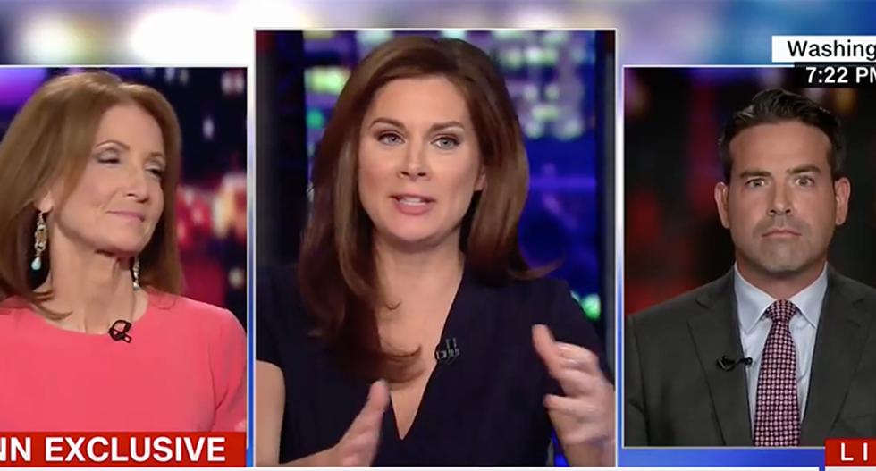 CNN host smacks down Republican who tried to plead 'Benghazi' to distract from Russian bots