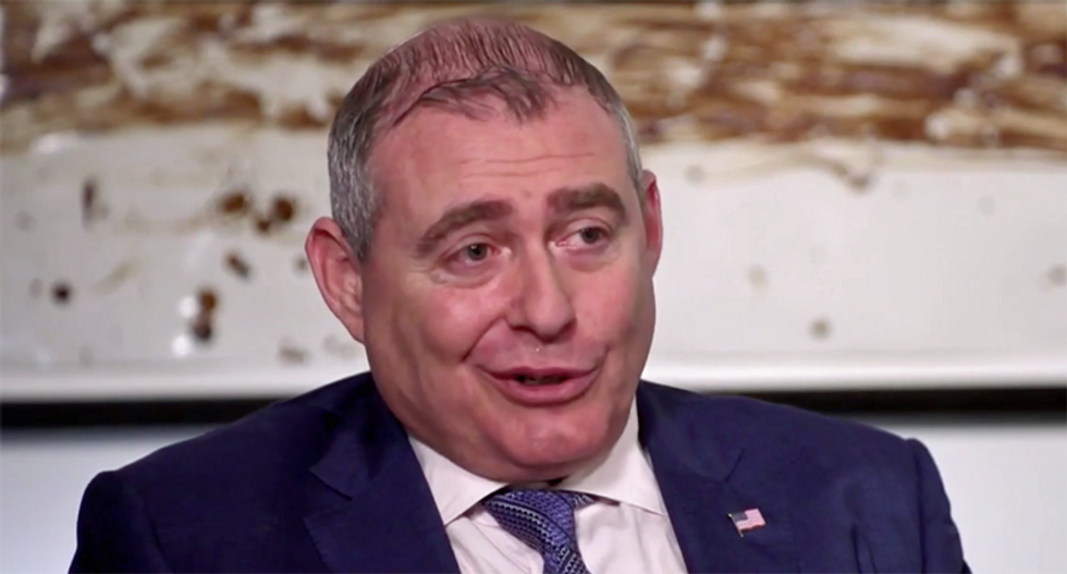 Lev Parnas has Trump 'unnerved': ex-FBI official says the president doesn't know what he 'has up his sleeve'