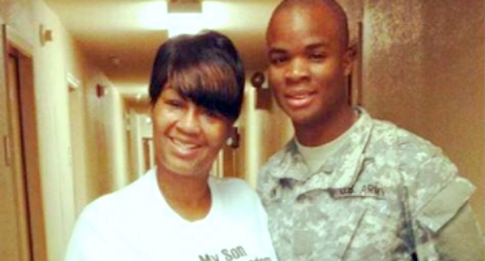 Soldier's grieving mom confirms: 'President Trump did disrespect my son and my daughter'