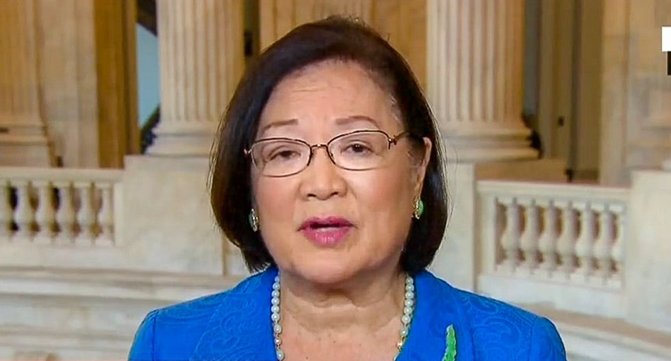 'Putin is really happy': Democratic senator scorches Trump for pushing to let Russia back in the G7