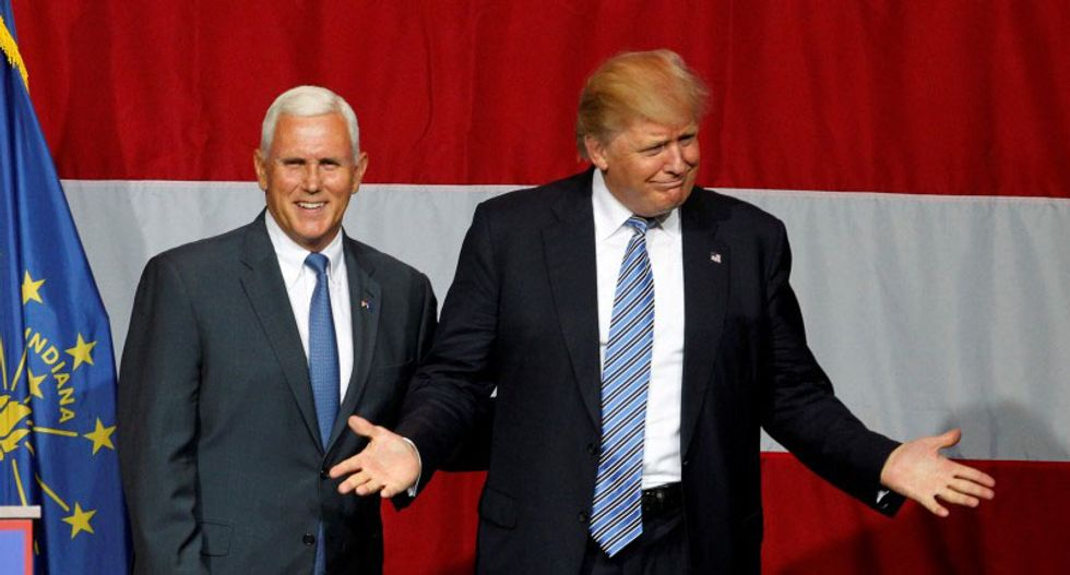 Trump confirms via Twitter: Mike Pence will be vice presidential running mate